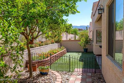 Oro Valley Townhouse Active Contingent: 1396 W Dry Wash Place