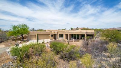 Oro Valley Single Family Home Active Contingent: 984 W Placita Luna Bella