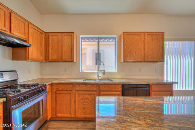 Sahuarita Single Family Home Active Contingent: 337 E Camino Limon Verde