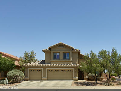 Marana Single Family Home For Sale: 7700 W Taltson Drive