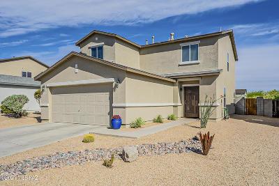 Sahuarita Single Family Home Active Contingent: 1034 W Camino Hombre Viejo