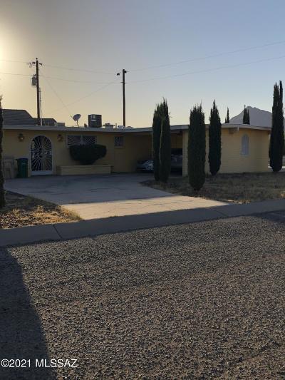 Tucson Single Family Home For Sale: 4324 S Avenida Don Arturo