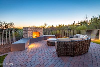 Tucson Single Family Home For Sale: 4601 N Hacienda Del Sol Road