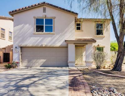 Sahuarita Single Family Home For Sale: 223 E Mountain Alder Street