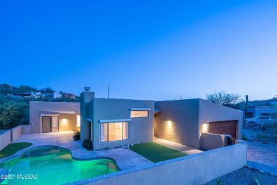 Tucson Single Family Home For Sale: 6262 E Placita Lozana