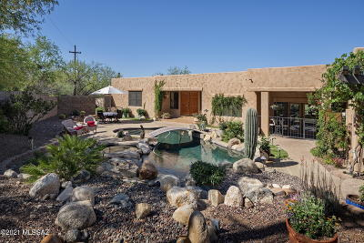 Tucson Single Family Home For Sale: 4761 N Palisade Drive