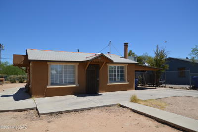 Tucson Single Family Home For Sale: 150 W Pennsylvania Drive