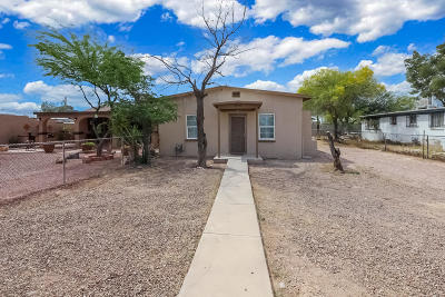 Tucson Single Family Home Active Contingent: 513 W 40th Street