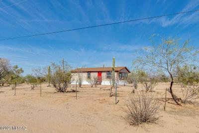 Tucson Single Family Home For Sale: 6860 N Sanders Road
