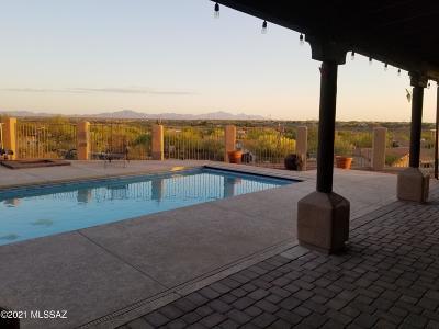 Tucson Single Family Home Active Contingent: 10808 E Placita Marimba