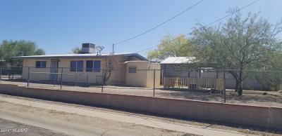 Tucson Single Family Home For Sale: 2012 E 32nd Street