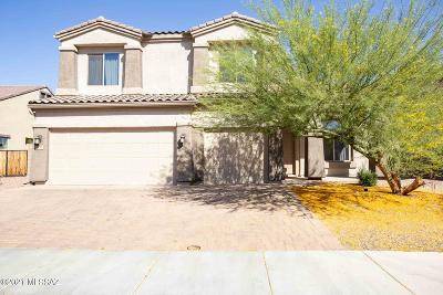 Marana Single Family Home For Sale: 8738 W Denstone Road