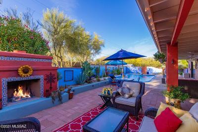 Tucson Single Family Home For Sale: 1994 W Khaibar Place
