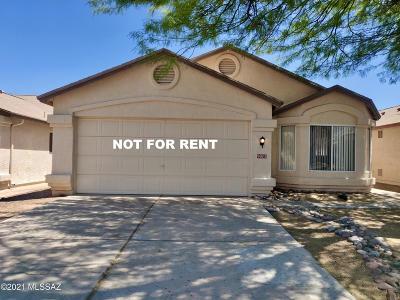 Tucson Single Family Home For Sale: 9075 E Ironbark Street