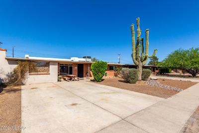Tucson Single Family Home For Sale: 2042 S Avenida Ursa