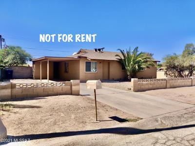 Tucson Single Family Home For Sale: 4766 E Winsett Street