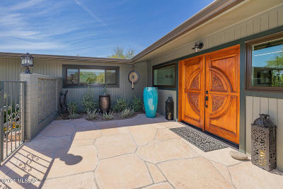 Tucson Single Family Home For Sale: 6555 N Camino De Michael