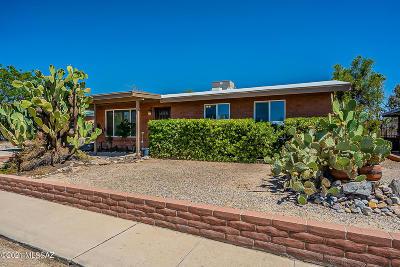 Tucson Single Family Home For Sale: 8344 E Cambria Drive