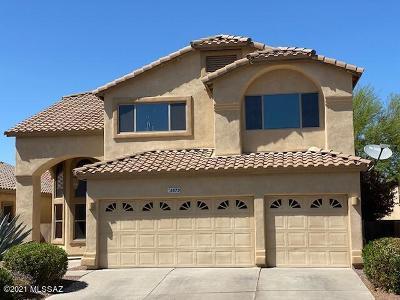 Sahuarita Single Family Home For Sale: 575 E Camino Luna Azul