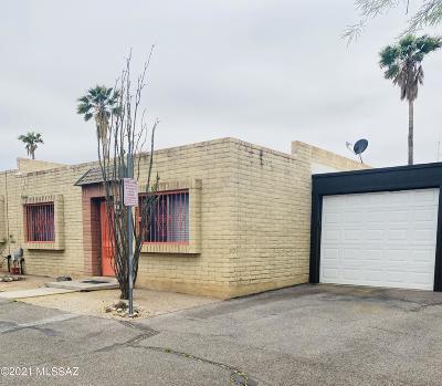Tucson Townhouse Active Contingent: 2843 N Fontana Avenue