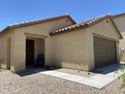 Tucson Single Family Home For Sale: 8573 W Magpie Place