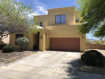 Vail Single Family Home For Sale: 282 E Forrest Feezor Street