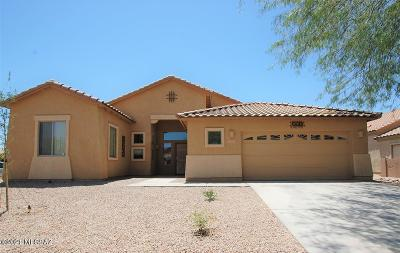 Marana Single Family Home For Sale: 11115 W Gallinule Drive