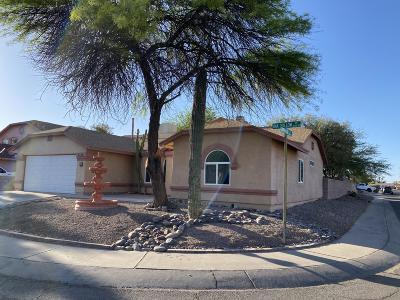 Tucson Single Family Home For Sale: 1610 W Oak Hollow Drive