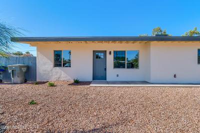Tucson Single Family Home For Sale: 4313 E Montecito Street