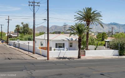 Tucson Single Family Home For Sale: 715 W Congress Street