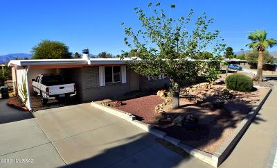 Tucson Single Family Home For Sale: 7809 E Locust Street