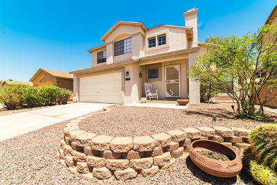 Tucson Single Family Home For Sale: 3050 W Country Meadow Drive