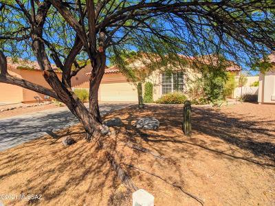 Tucson Single Family Home For Sale: 9970 N Stratton Saddle Trail