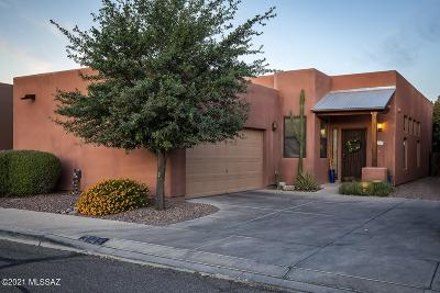 Tucson Single Family Home For Sale: 3145 N Avenida Laurel Real