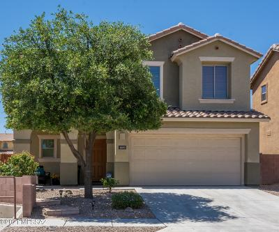 Tucson Single Family Home For Sale: 1683 W Gleaming Moon Lane