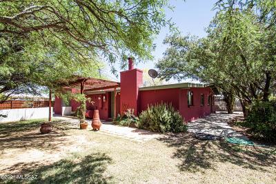 Tucson Single Family Home For Sale: 9325 S Vicki Drive
