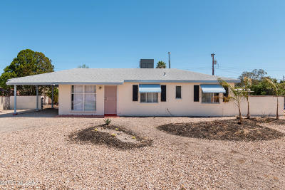 Tucson Single Family Home For Sale: 1039 S Duquesne Drive