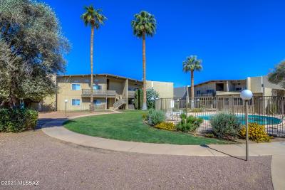 Tucson Condo For Sale: 2525 N Alvernon Way #D2