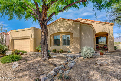 Oro Valley Single Family Home For Sale: 11432 N Sawtooth Road