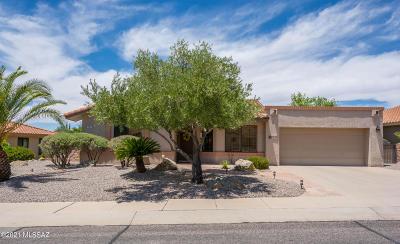 Oro Valley Single Family Home For Sale: 1551 E Bright Angel Drive