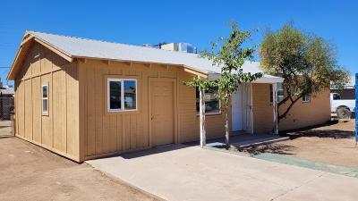 Tucson Single Family Home For Sale: 5550 E 24th Street