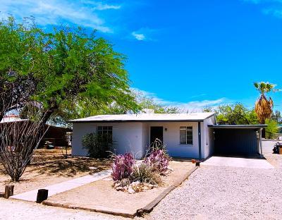 Tucson Single Family Home For Sale: 3341 E 30th Street