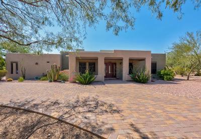Tucson Single Family Home For Sale: 11411 E Calle Del Rincon