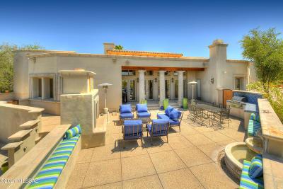 Tucson Single Family Home Active Contingent: 3850 E Placita De Piacho