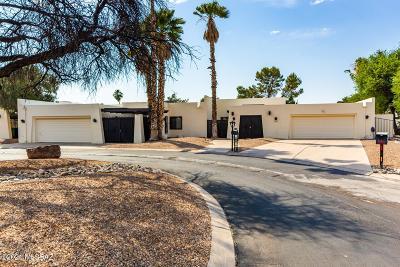 Tucson Townhouse For Sale: 6869 E Cll Cerca