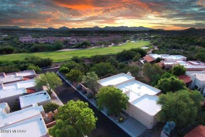 Tucson Single Family Home For Sale: 4021 E Quiet Moon Drive Drive