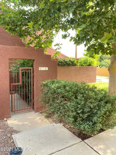 Tucson Condo For Sale: 4040 N Weimer Place #4