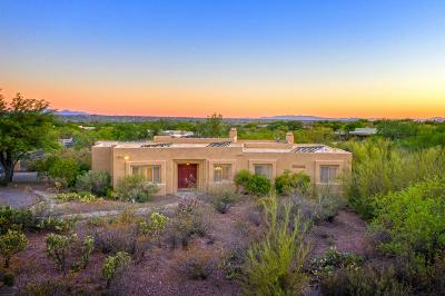 Tucson Single Family Home For Sale: 3147 N Fennimore Avenue