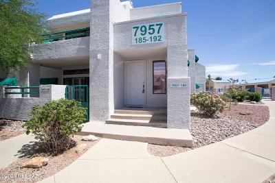 Tucson Condo For Sale: 7957 E Colette Circle #190