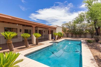 Tucson Single Family Home For Sale: 3504 E Calle Del Prado